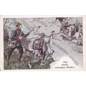 1. Világháborús képeslapok és fotók