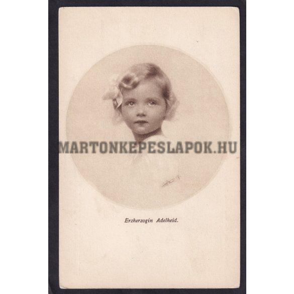 Adelheid főhercegnő régi képeslapon