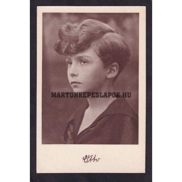 Ottó hőherceg régi képeslapon